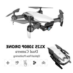 With 1080P Dual Camera RC Drone Follow Me Technology Selfie