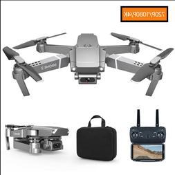 1080P HD Camera Drone 4K E68 FPV Wifi Aircraft Foldable Quad