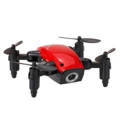 2.4G 4CH 0.3MP Camera Drone Selfie Drone WIFI FPV Mini RC Qu