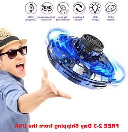 2020 Flying Mini Fidget Spinner Drone Rotary Spinning Toy St