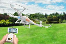 4.5 Ch 6 Axis Gyro Drone 4 Motor 2.4Ghz RC WIFI FPV Quadcopt