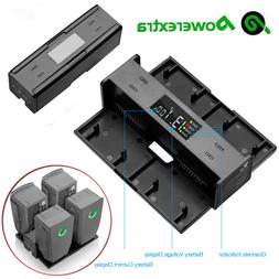4 in 1 battery charger hub fast