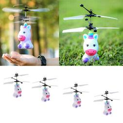 4 Set Flying Toys Mini Hand Controlled Drones Kids Boys Girl