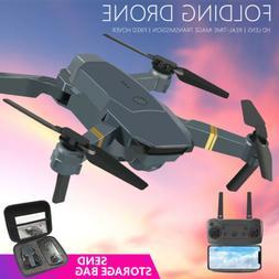 5MP 2*Camera 1080P HD X12S Drone FPV Follow Me 2.4G Quadcopt