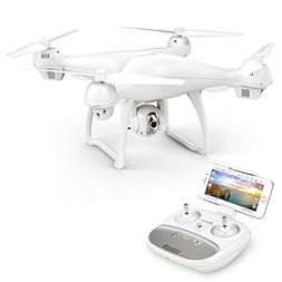 Potensic Dual GPS FPV RC Drone, 1080P Camera Live Video and