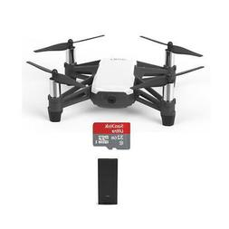 RYZE/DJI Tello Intelligent Drone 5MP 720p HD Camera With Spa