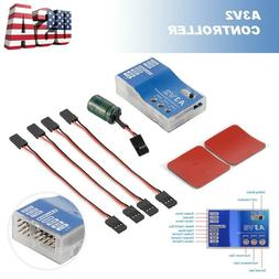 A3 V2 3-Axis Fixed-wing Gyro Flight Stabilizer Controller Fo