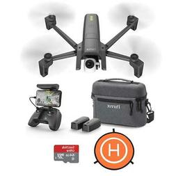 Parrot ANAFI 4K Portable Drone Ext Combo Pack W/64GB MicroSD