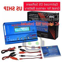 IMAX B6 80W Lipo LiFe NiMh NiCD RC Balance Battery Charger D