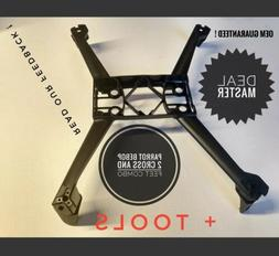 Parrot Bebop 2 Drone Quadcopter Central Cross Frame With Fee