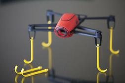 Bebop Landing Gear YELLOW 3d printed for Parrot bebop drone