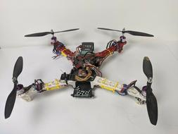 BNF 500 sized quadcopter multirotor drone with 3Drobotics el