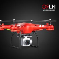 Clone DJI Phantom 4! RC Drone with 4K Wide-Angle Camera High