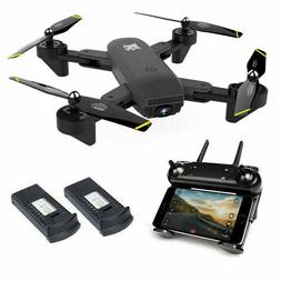 Cooligg S169 Quadcopter Drone With HD Camera Selfie 2MP WiFi