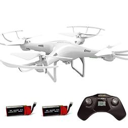 Cheerwing CW4 2.4Ghz 4CH RC Quadcopter Drone with 720P HD Ca