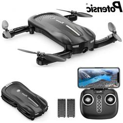 Potensic D18 Foldable Drone with 1080P HD Camera FPV WiFi RC