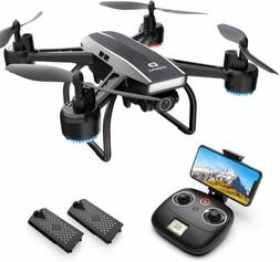 DEERC D50 Drone for Adults 2K UHD Camera FPV quadcopter Live