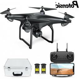 Potensic D58 Drone FPV RC Quadcopter 5G WiFi HD 1080P Camera