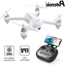 Potensic D80 GPS FPV Drone RC Quadcopter 2K HD Camera Brushl