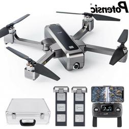 Used Potensic D88 Foldable Drone 5G WiFi FPV Drone with 2K C
