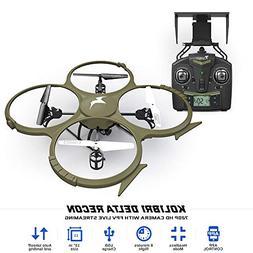 Kolibri Discovery Delta-Recon Camera App Drone Tactical Edit