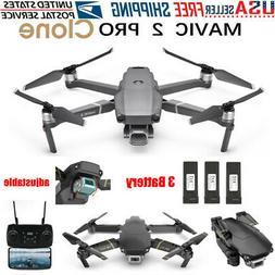 DJI MAVIC 2 PRO Clone Drone With 5G Wifi FPV 1080P HD Camera