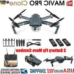 DJI Mavic Pro Clone Drone With Wifi FPV 1080P HD Camera Fold