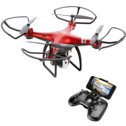 Goolsky Dongmingtuo X8 Drone 2.4G 720P Camera FPV Wifi Drone