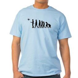 CafePress Drone Evolution Light T Shirt 100% Cotton T-Shirt