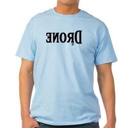 CafePress Drone Light T Shirt 100% Cotton T-Shirt