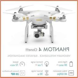 Drone Phantom DJI 4 RC with 4K Wide-Angle Camera HD  Phone C