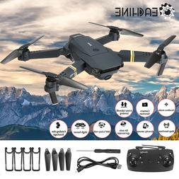 S169 Wifi FPV Optical Flow Selfie Drone RC Quadcopter Dual H