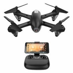 Potensic Drone with Camera Live Video, U47 HD Wi-Fi FPV RC D