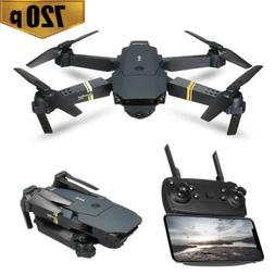 Drone X Pro Foldable Quadcopter WIFI FPV 720P HD Camera Wide