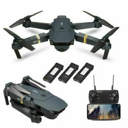 Drone X Pro Foldable Quadcopter WIFI FPV 720P Wide-Angle HD