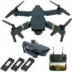 Drone X Pro Foldable Quadcopter WIFI FPV 720P Wide-Angle HD