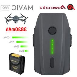 3830mAh Intelligent Flight Battery For DJI Mavic Pro Platinu