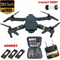 Eachine E58 2.4G RC Drone 1080P Camera FPV WIFI Foldable Qua