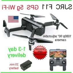 SJRC F11 Drone GPS 5G WiFi FPV 1080p HD Camera Brushless RC