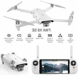 Xiaomi FIMI X8 SE 5KM FPV 4K 3-axis Gimbal GPS 33mins Smart