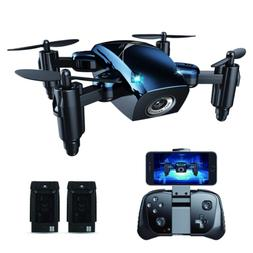 Foldable RC Mini Drone with Camera for Kids and Adults, HALO