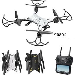 Foldable WIFI FPV RC Quadcopter Drone with 1080P 5.0MP Camer