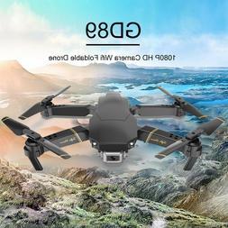 GD89 WIFI FPV 2.4G 4CH 6Axis 1080P HD Camera Foldable RC Qua