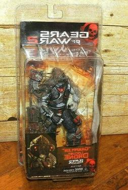 GEARS OF WAR LOCUST DRONE GRAPPLER NECA NEW SEALED PLAYER SE