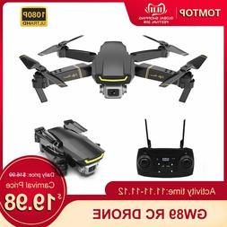 Global GW89 RC <font><b>Drone</b></font> with 1080P Camera H