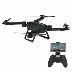 Goolsky Foldable Drone with WiFi Camera,Altitude Hold, 720P