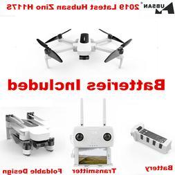 Hubsan H117S Zino Quadcopter 4K Camera GPS Drone WIFI FPV Wa