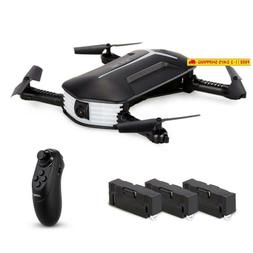 Goolsky H37 Mini Drone With 720P Camera Live Video Selfie F