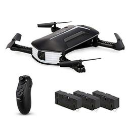 Goolsky H37 Mini Drone with 720P CameraLive Video Selfie F