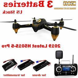 Hubsan H501S Pro X4 Drone 5.8G FPV Brushless 1080P Camera Qu